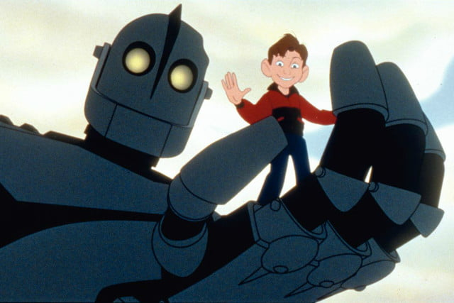 best sci-fi movies on Netflix The Iron Giant