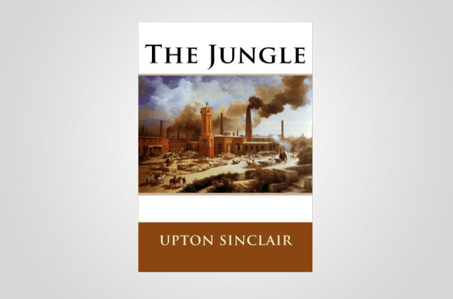 A critique of the jungle by upton sinclair
