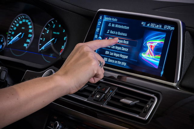 new bmw idrive features touchscreen and gesture recognition the next generation of 15
