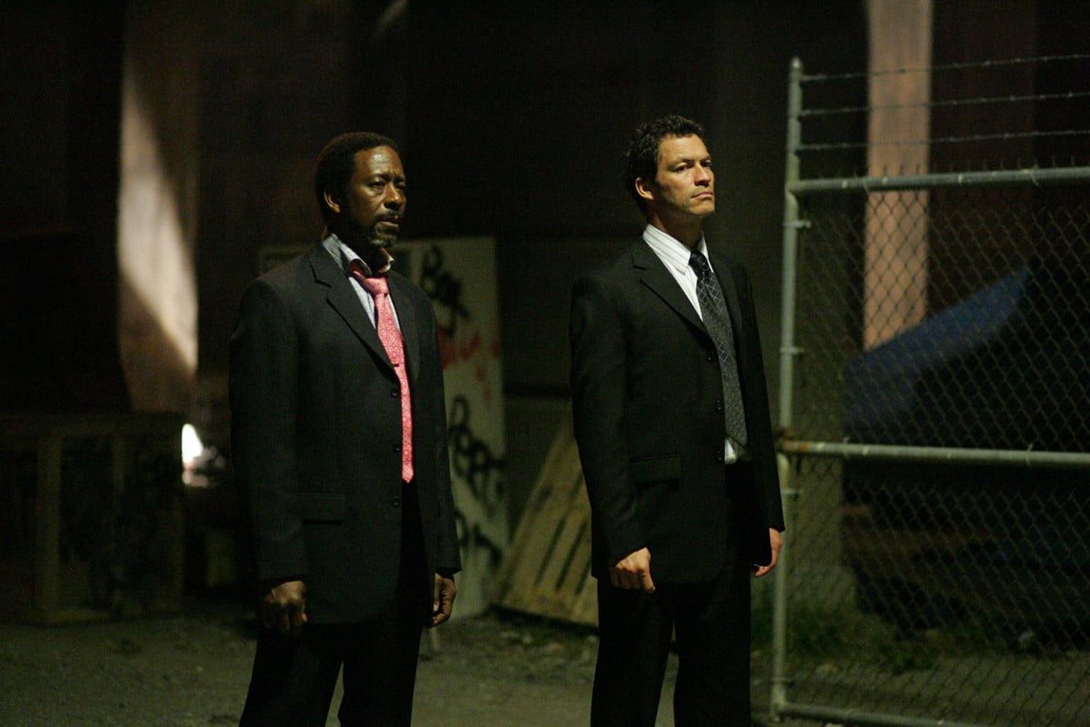 the wire goes hd for christmas marathon cast members reminisce mettler 13