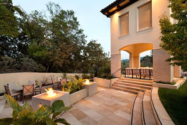 kumar malavallis 88 million home marries business and luxury theres even a bell tower in the backyard