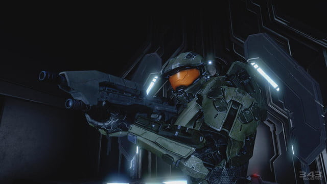 TMCC Halo 4 screenshot 2