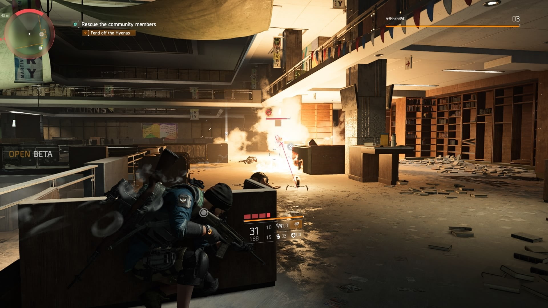 The Division 2: Tips and Tricks for Surviving the Ruined Streets of