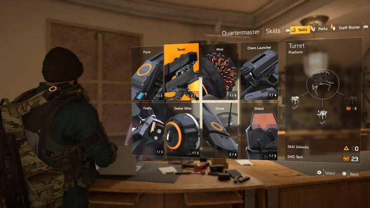 The Division 2: Skills and Perks Guide For Master Agents | Digital