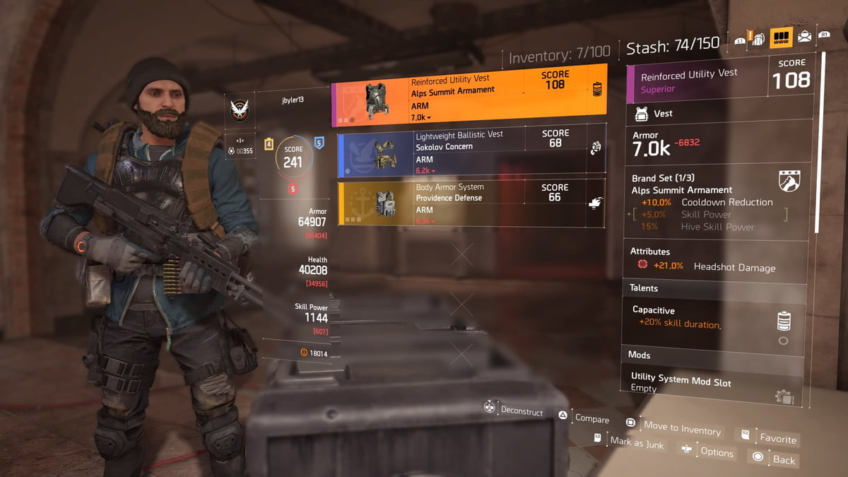 The Division 2 Agent Builds And Specializations Guide Digital Trends