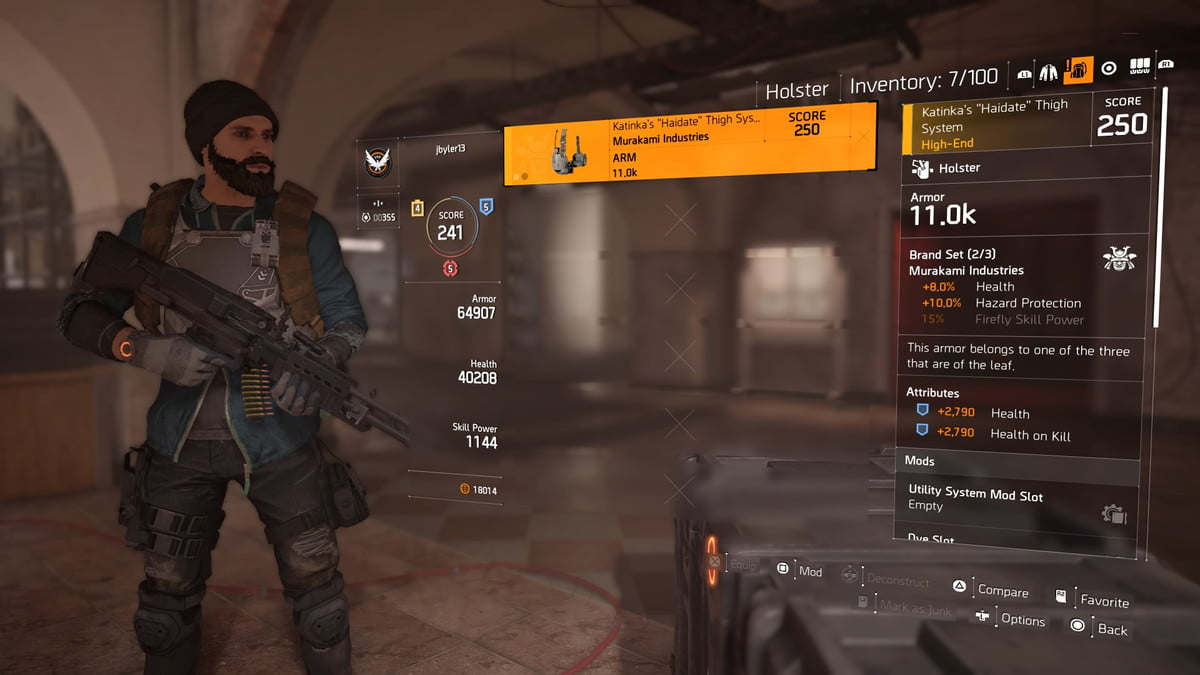 The Division 2: Agent Builds and Specializations Guide | Digital Trends
