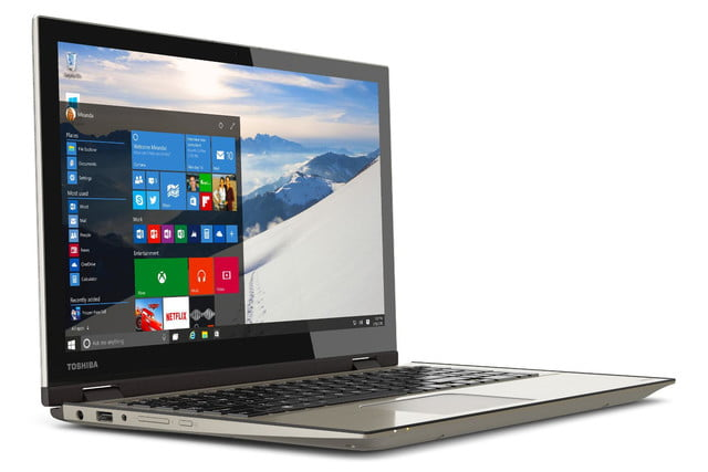 toshiba details new satellite laptops designed for windows 10 fusion 15 l55w angle2