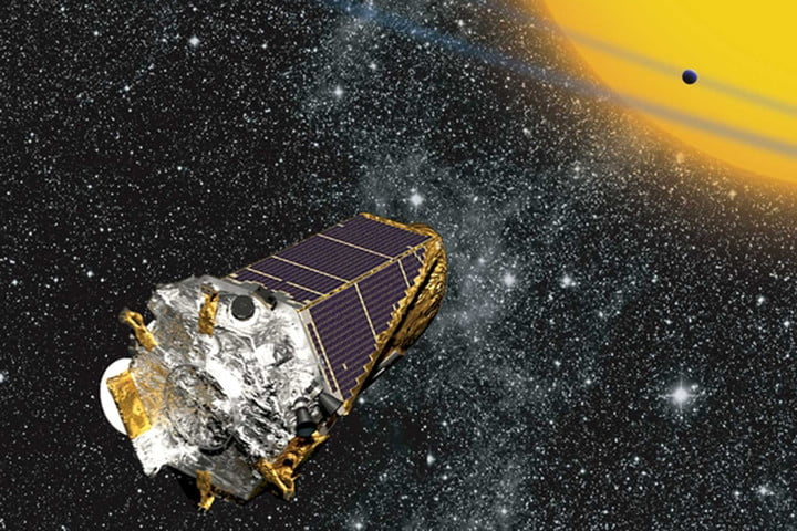 After Kepler kicked the bucket, NASA releases its final image