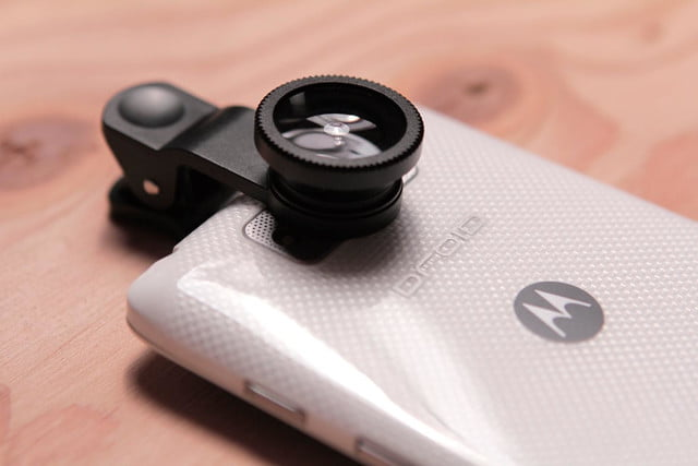 trippy clip lens puts far effect smartphone camera no drugs required 5