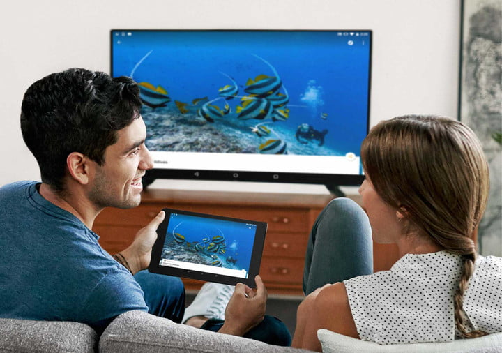 How to connect your TV to the internet without built-in Wi-Fi ...