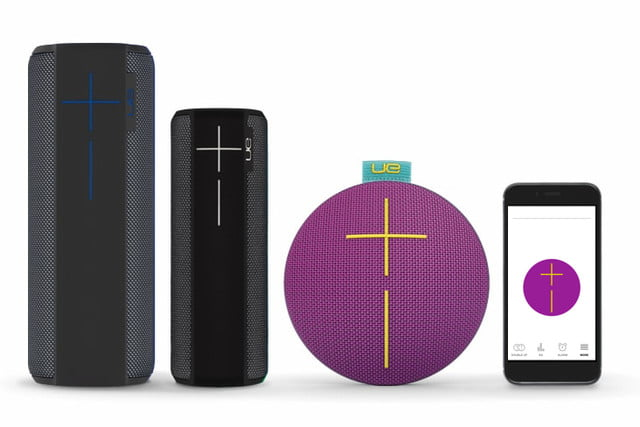 Ultimate Ears UE Roll 2 Bluetooth Speaker Out This Month