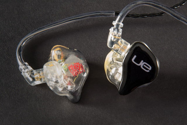 Ultimate Ears RM earbuds units
