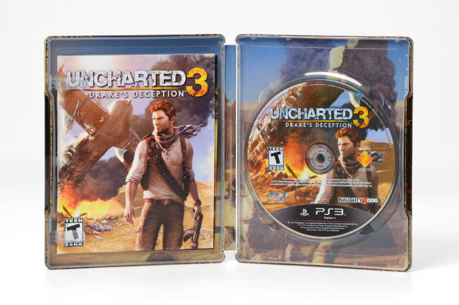 Uncharted 3 Drake's Deception Full Game Pc-windows Cracked 36