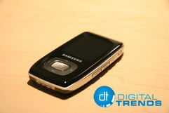 Samsung YP-T9 2GB Review