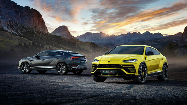 lamborghini urus suv specs performance pictures price