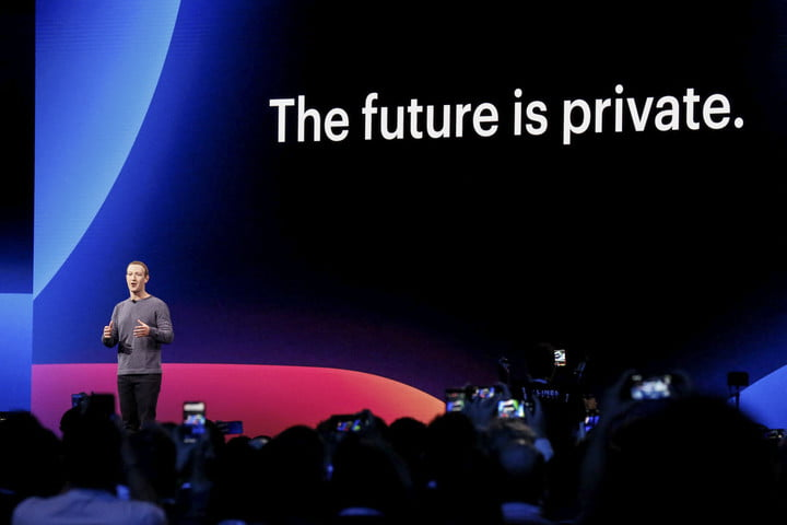 Mark Zuckerberg de Facebook | El futuro es privado.