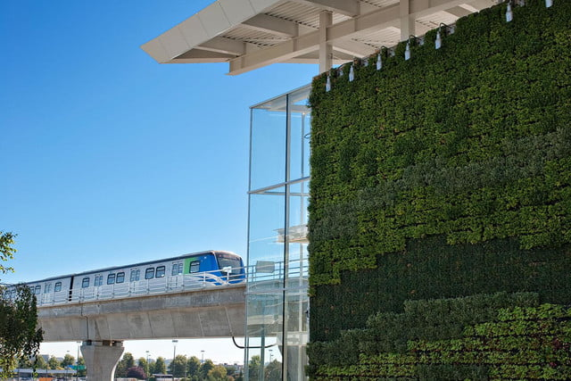 best airports for layovers vancouver international airport green wall