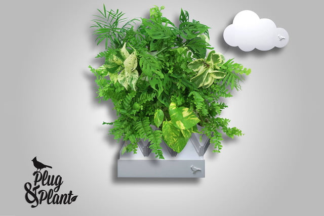 plug and plant is an easy to grow vertical garden green 0015