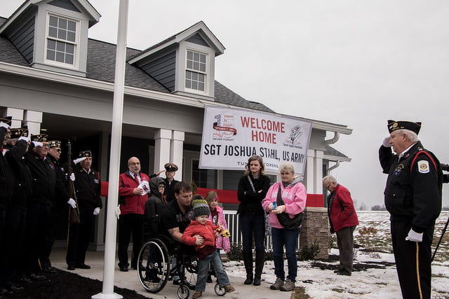 tunnel to towers smart homes vets