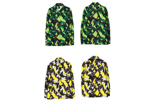 Mountain Dew Camo Out collection