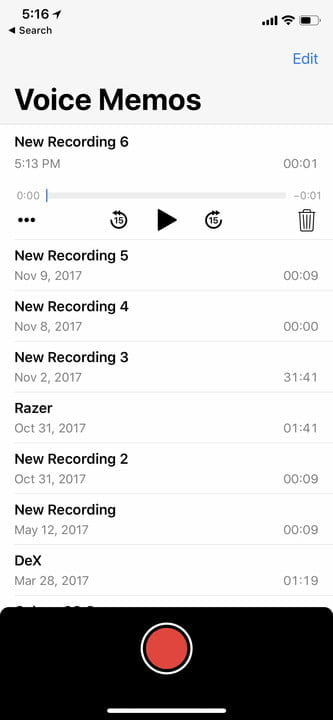 ios 12 apps voicememox