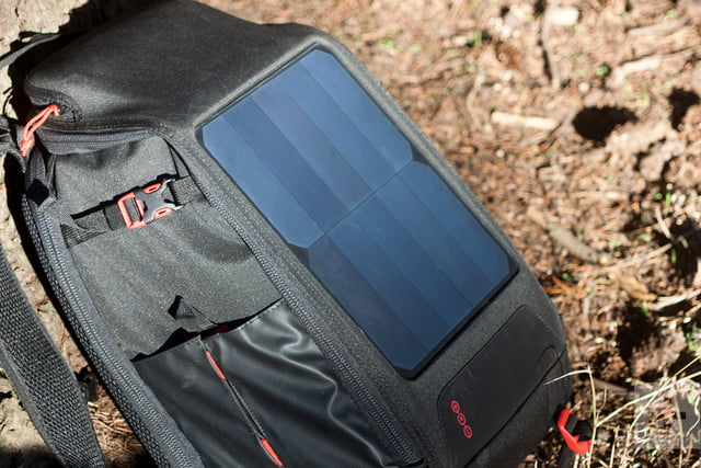 Voltaic OffGrid Solar backpack panel