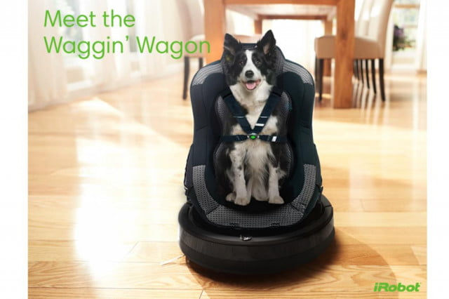 best april fools day jokes 2015 waggin wagon irobot