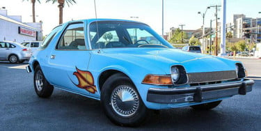 The AMC Pacer from 'Wayne's World' Just Sold at Auction | Digital Trends