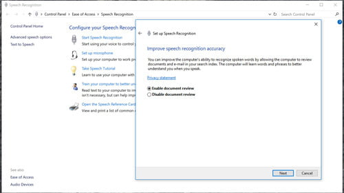 How to Set up Speech-to-Text in Windows 10 | Digital Trends
