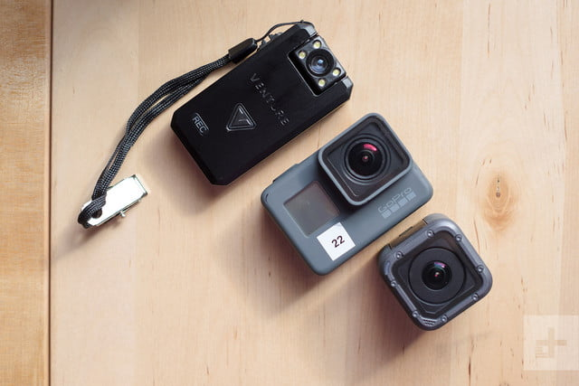 Wolfcom Venture review other cams