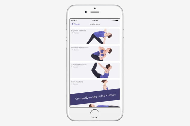 best health and fitness apps for iphone yoga studio