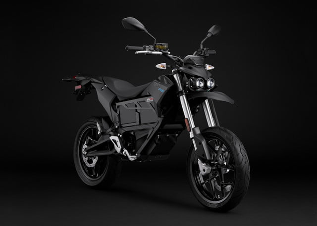 zero motorcycles introduces new models fxs 2