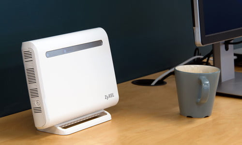 Zyxel's NBG6815 Media Router Review | Digital Trends